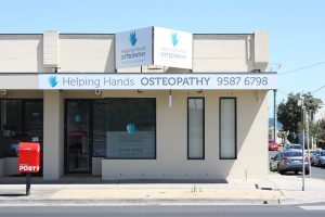 Helping Hands Osteopathy